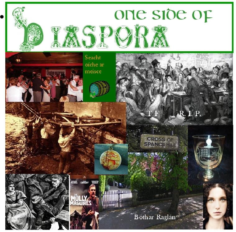 Two Sides of Diaspora Album Cover